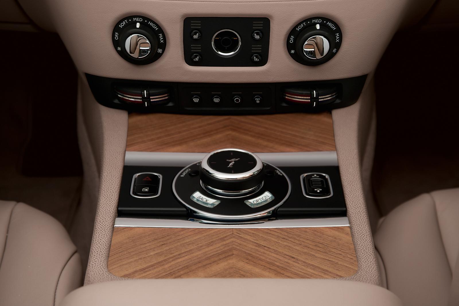 Foto de Rolls-Royce Wraith 2013 (11/14)