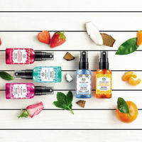 Refresca y trata tu rostro con los nuevos 'face mist' de The Body Shop