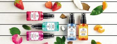 Refresca y trata tu rostro con los nuevos 'face mist' de The Body Shop