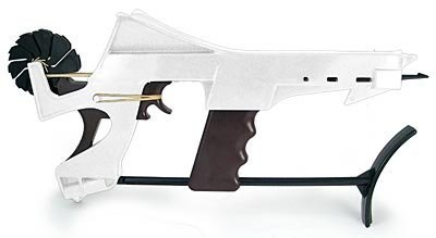 Pistola disparagomas