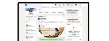LinkedIn estrena diseño y se apunta definitivamente a las 'Stories' que triunfan en otras redes sociales