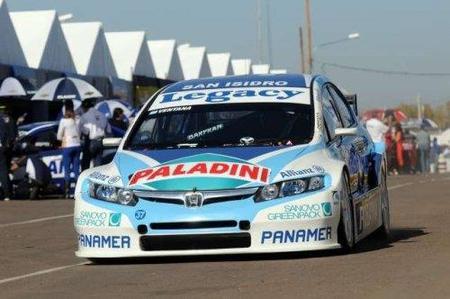 Honda Argentina interesada en el WTCC