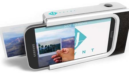 Prynt Case convertirá nuestro Smartphone en una cámara instantánea