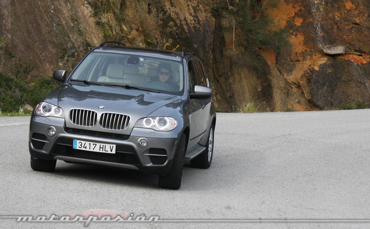 Foto de BMW X5 4.0d xDrive (prueba) (5/48)