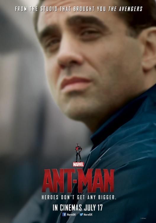 Foto de 'Ant-Man', últimos carteles (9/11)