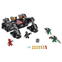 """El set de Lego Super Heroes """"Ataque subterráneo del Knightcrawler"""" está rebajado a 40,49 euros en Amazon"""