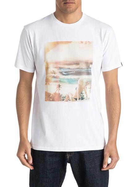 Super Weekend eBay: camiseta Quiksilver Classic World War Pipe por 9,95 euros y envío gratis