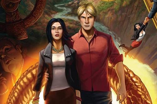 Análisis de Broken Sword 5: la gran aventura de George y Nico no pierde soltura en Nintendo Switch