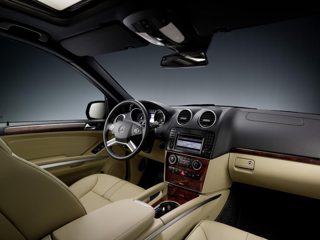 Foto de Nuevos Mercedes-Benz Clase M (6/18)