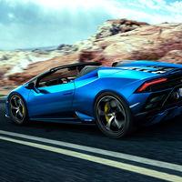 Lamborghini Huracán EVO RWD Spyder: 610 CV directos al eje trasero y mucha diversión a cielo abierto