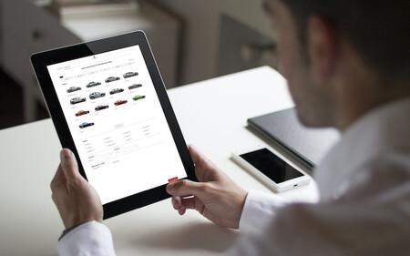 Porsche Concesionario Virtual