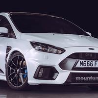 El preparador británico Mountune lleva el Ford Focus RS hasta los 520 CV y 700 Nm