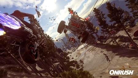 ONRUSH dispondrá de una beta abierta en PS4 y Xbox One la semana que viene y esto es lo que incluirá