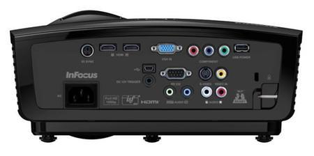 InFocus IN8606HD