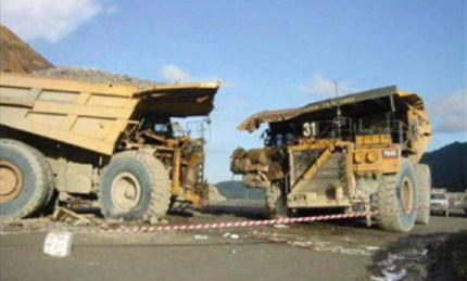 Recopilatorio de accidentes de maquinaria pesada