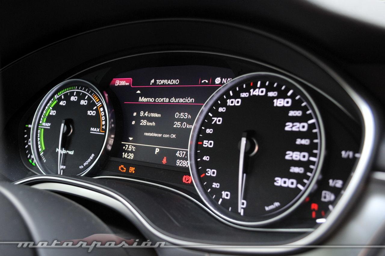 Foto de Audi A6 hybrid (prueba) (40/120)