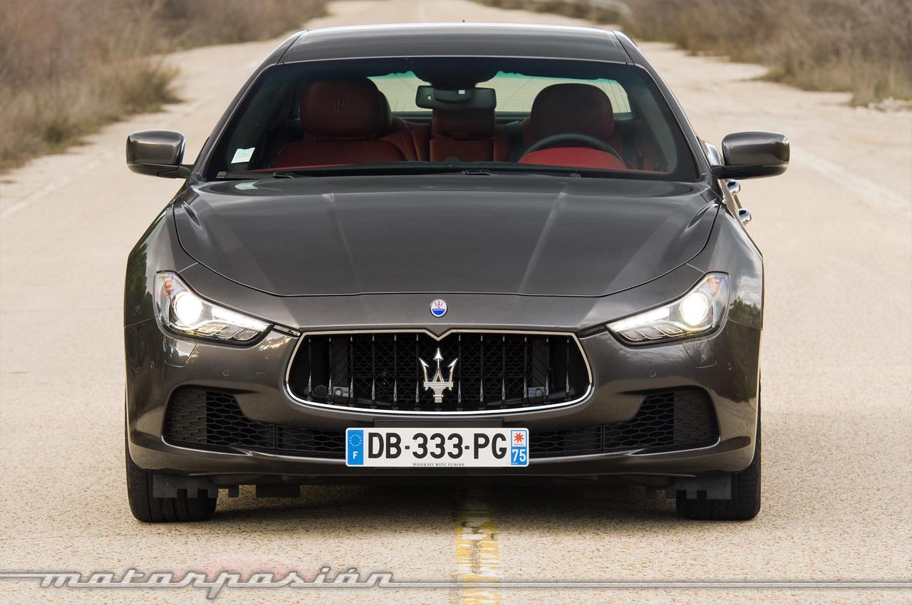 Foto de Maserati Ghibli Diésel (prueba) (16/42)