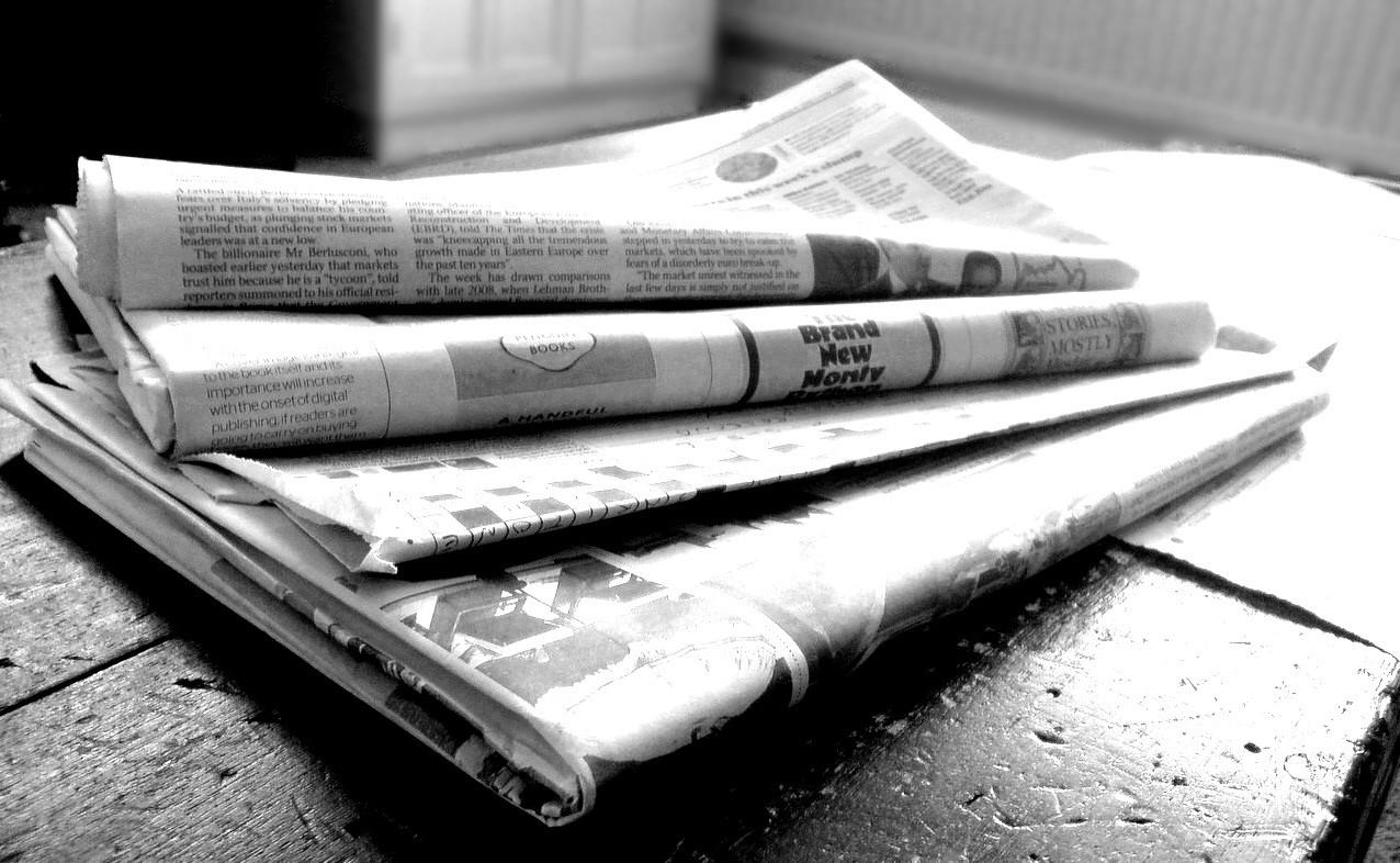 la pérdida de medios locales