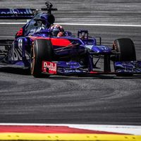 """Marc Márquez ha probado el Fórmula 1 de Toro Rosso y se ha quedado """"sin palabras"""""""
