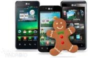 LG confirma que actualizará a Gingerbread su gama Optimus a partir de noviembre