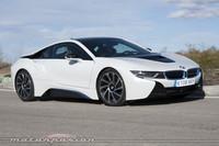 BMW i8, prueba (parte 1)