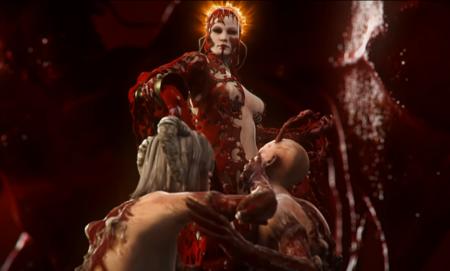 La Diosa Roja protagoniza el escalofriante tráiler de Agony
