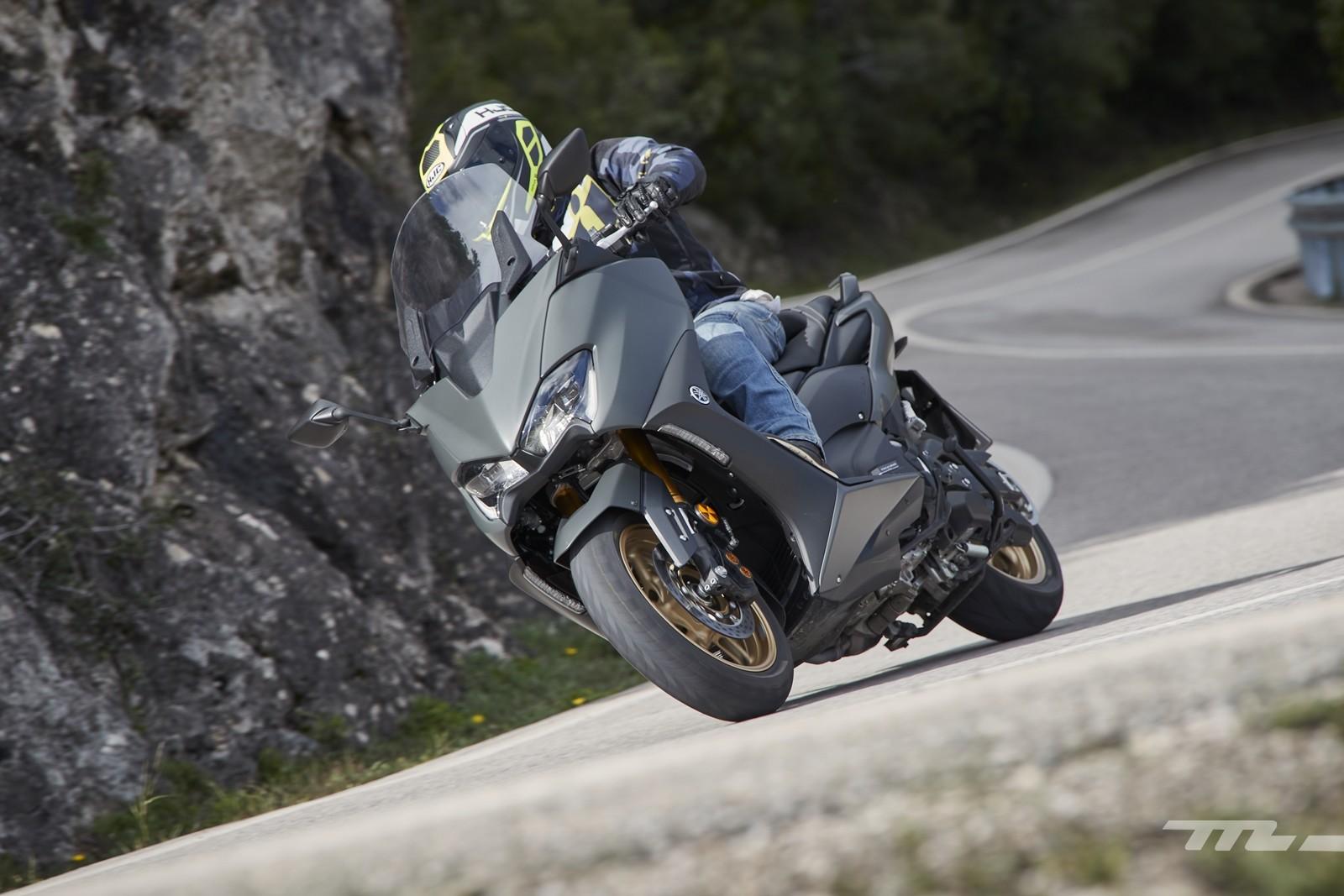 Foto de Yamaha TMAX 560 2020, prueba (19/30)