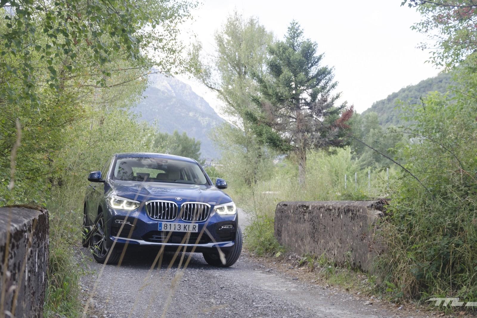 Foto de BMW X4 2018, prueba (11/65)