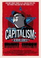 'Capitalism: A Love Story', cartel de lo nuevo de Michael Moore