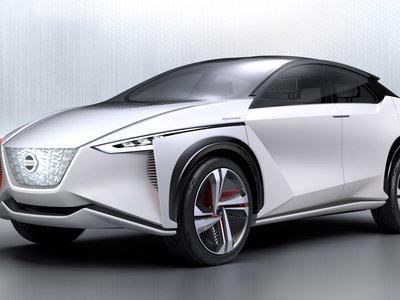 El SUV eléctrico de Nissan se llama Nissan IMx concept, y además es también autónomo