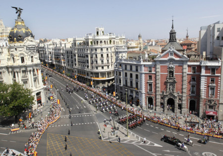 Madrid Felipe VI Letizia Ortiz rey reina
