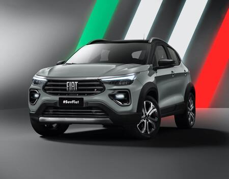 FIAT revela un nuevo SUV y copia la estrategia a SEAT: la gente decidirá su nombre y tú puedes votar