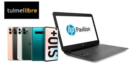Ofertones de la semana en tuimeilibre: smartphones Samsung, Xiaomi o iPhone, Apple Watch o portátiles gaming HP a precios de auténtico chollo