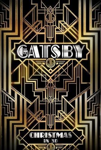 'The Great Gatsby', cartel y primer tráiler de la nueva película de Baz Luhrmann