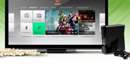 Wuaki.tv ya está en la Xbox 360