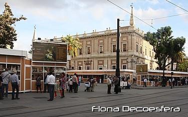 Una visita a la Feria del Belén de Sevilla