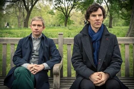 Actores Sherlock