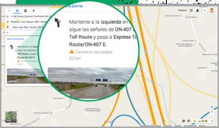 El nuevo Google Maps para PC ya está en la calle