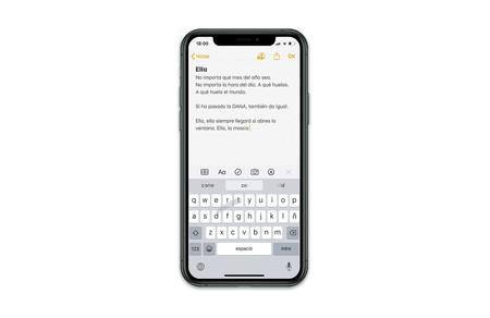 Iphone 11 Pro Swipe