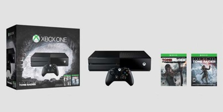Rise of the Tomb Raider tendré un bundle con un Xbox One de 1TB
