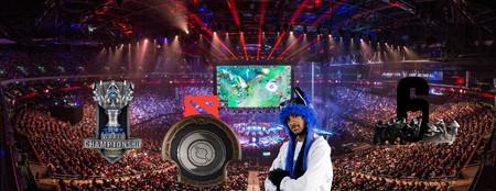 Lo mejor de los esports en 2018