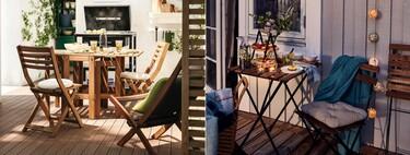 ¿Pensando en darle un aire nuevo a tu terraza? Descubre los 9 artículos de exterior más vendidos de Ikea