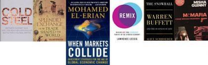 "Ganó ""When Markets Collide"""