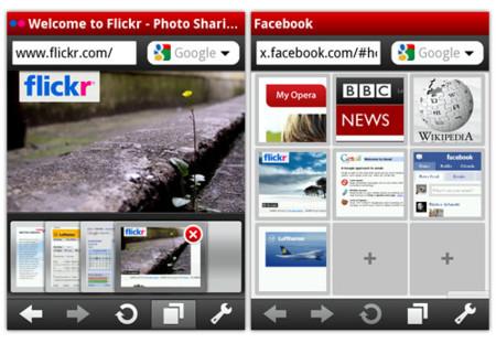 Opera Mobile 10 Beta para Symbian S60