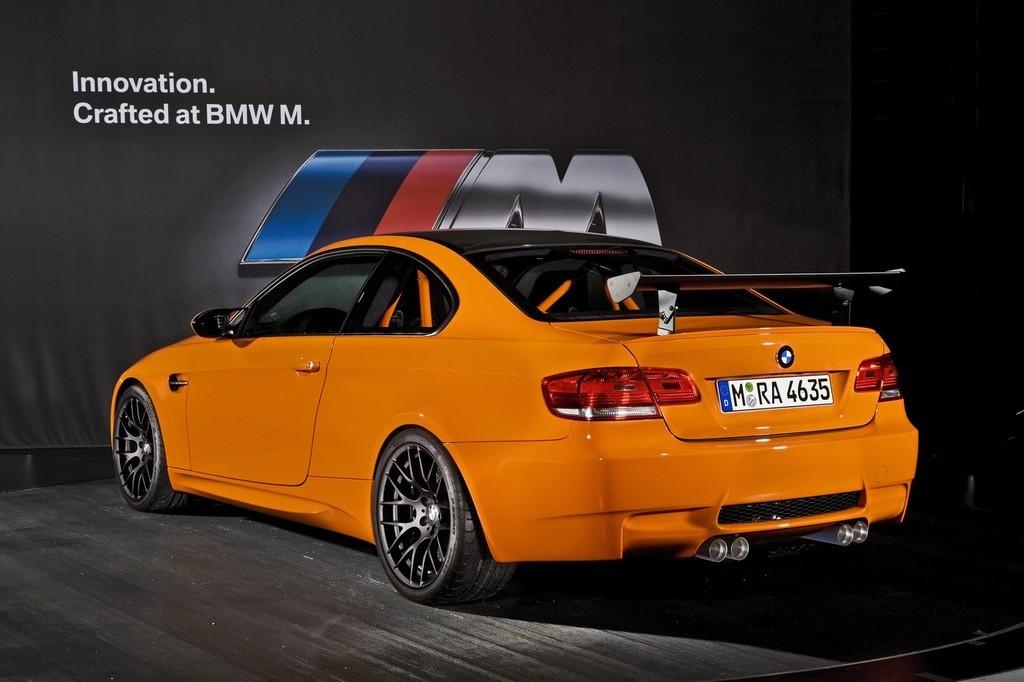 Foto de BMW M3 GTS (2/5)