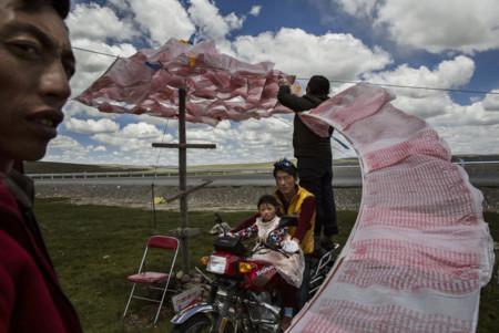 Nomadic Life Threatened On The Tibetan Plateaukevin Frayersony World Photography Awards 2016