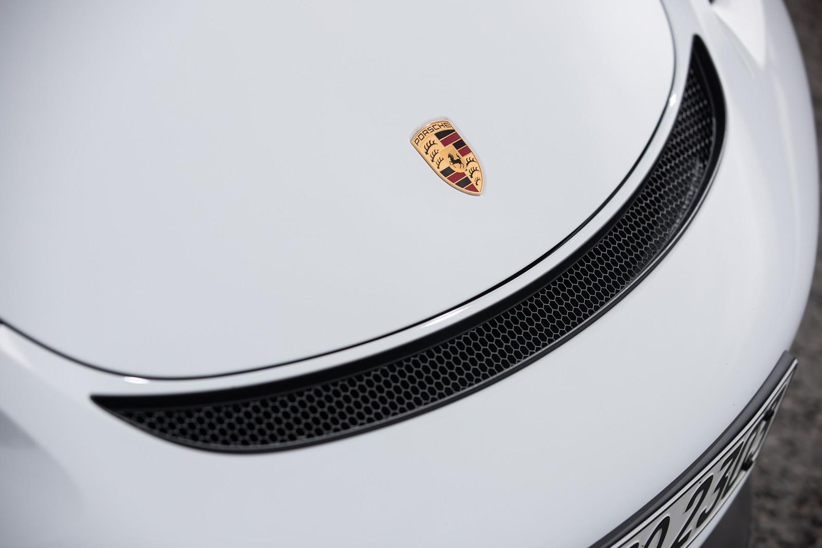 Foto de Porsche 718 Spyder (prueba contacto) (68/296)