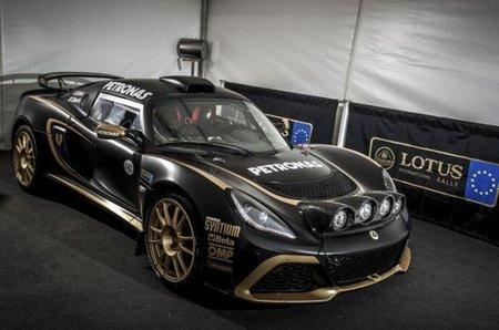 El Lotus Exige S ya está listo para competir