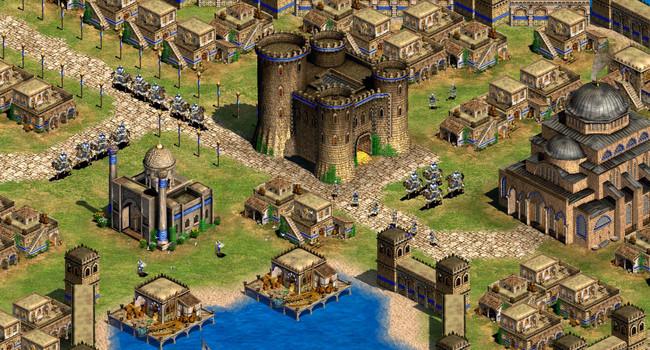 Age Of Empires 2 Captura