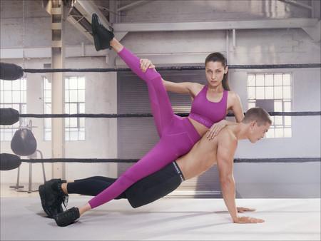 Bella Hadid presenta la nueva colección deportiva de Calvin Klein Performance